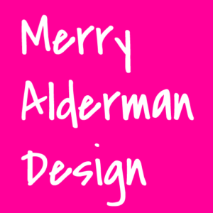 Merry Alderman Design Logo